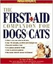First-Aid Companion for Dogs and Cats by Amy D. Shojai