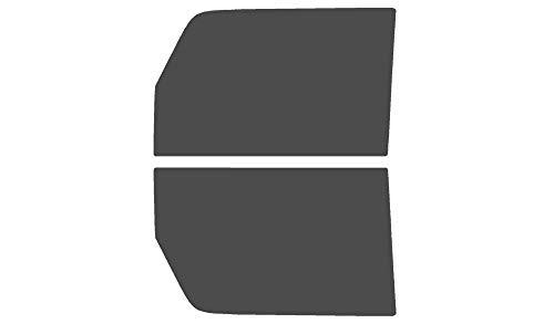 (Precut Window Tint Kit - Fits: 2007-2018 Jeep Wrangler JK 4-Door Unlimited Hardtop(Front Includes: Front Door Window precuts in 30%) Automotive Window Film)
