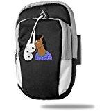 Creamfly BoJack Horseman Armband Arm Bag Package For Sports Running For Iphone Samsung Galaxy Key Money