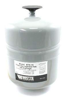 ETX-15- 2.1 Gallon Non-Potable Water Expansion Tank Watts