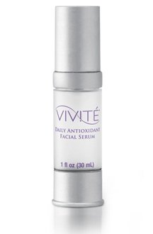 VIVITÉ Daily Antioxidant Facial Serum, 1-Ounce Pump
