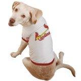MLB Saint Louis Cardinals Baseball Dog Jersey, XX-Small  - New Design