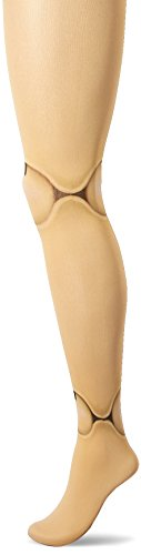 Party King Women's Doll Tights Costume Accessory, Nude, One Size]()