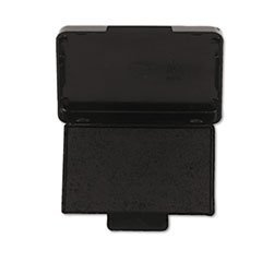 (U. S. Stamp & Sign T5440 Dater Replacement Ink Pad, 1 1/8 x 2, Black)