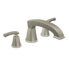 Moen showhouse ts253hn divine roman tub faucet trim for Showhouse faucets
