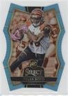 Tyler Boyd #1/125 (Football Card) 2016 Panini Select - [Base] - Light Blue Prizm #150