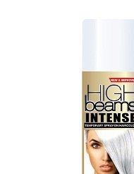 Temporary White Hair Color Spray (High Beams Intense Temporary Spray-On Hair Color - Wicked White 2.7 oz (3)