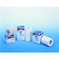 Jobst Tensoplast Tape Elastic Adhesive Bandage - 2'' x 5 yds, stretched Case of 36 - JOB2593JOB2594_cs