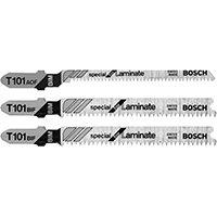 BoschProducts Jigsaw Blade Laminate Floor3Pc, Sold as 1 Package, 3 Each per Package