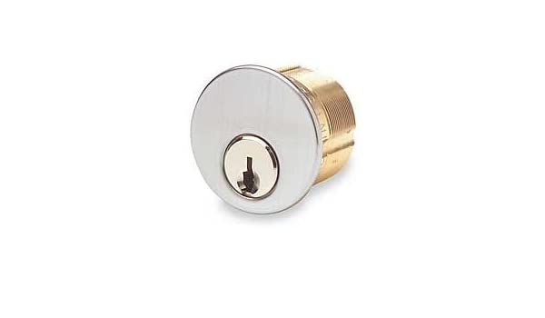 Sargent Lock Cylinder-Signature Series High Security Mortise New Chrome RC Keywa
