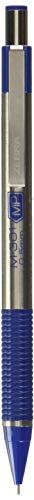 Zebra Mechanical Pencil, Lead/Eraser, Refillable, 0.5 mm, Blue (54020)