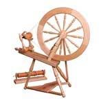 Ashford Elizabeth 2 Fairytale Spinning Wheel, Unfinished