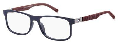 Optical frame Tommy Hilfiger Acetate Blue - Bordeaux (TH 1446 LCN)