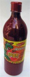 Amor Salsa Chamoy Sauce by Salsas Castillo - 33 OZ, Red