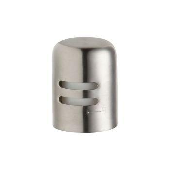 Elkay LK105LS Lustrous Steel Air Gaps