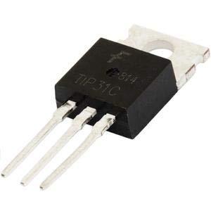 XOXO TIP31C NPN Power Transistor (Pack of 6)