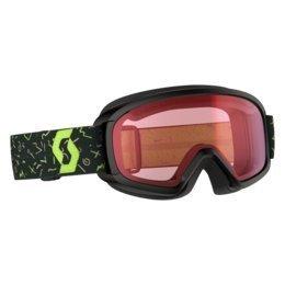 af752dab0254 Amazon.com   Scott JR Witty Snow Goggle (Black Green