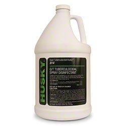 Canberra Husky 814 Q/T Tuberculocidal Spray Disinfectat 1 Case/4 Gallons