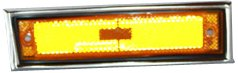 TYC 18-1200-66 Chevrolet/GMC Passenger Side Replacement Side Marker Lamp