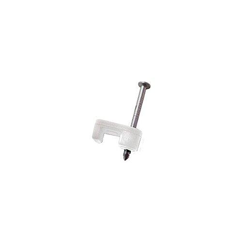 Gardner Bender PSW-1600T 25-Pk, 3/16-In. White Low-Volt Staples - Quantity 8
