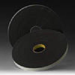 3M 06375 Vinyl Foam Tape 4508, 06375, Black, 3/4 in x 36 yd