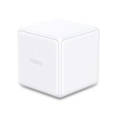 Original Magic Cube Remote Controller Sensor Six Actions Work with Gateway for Smart Home Kits - Smart Home Smart Home - 1 x Aqara Magic Cube Controller