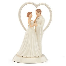 Heart Wedding Cake Topper by Lenox