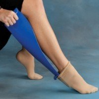 Sock-eez Compression Sock Removal -Helps take socks & stockings off by Ableware