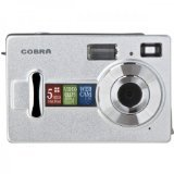 COBRA DIGITAL DC5200 5.0 Megapixel 2-in-1 Digital Camera