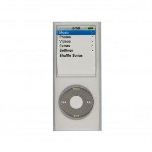 e33675171c0c2 Logic3 Silicone Case for iPod Nano 4th Gen - Transparent