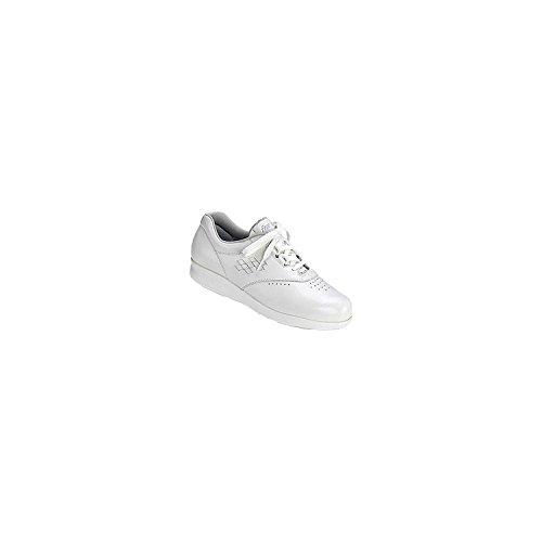 SAS Women's, Freetime Lace up Sneaker (7 B(M) US, White)