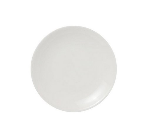 Finland Arabia 24H White Plate flat 20 cm (Round Of Plates Arabia Finland)