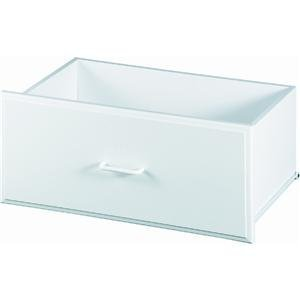 Easy Track RD2512 Deluxe Drawer, White, 12-Inch (White Easy Track)