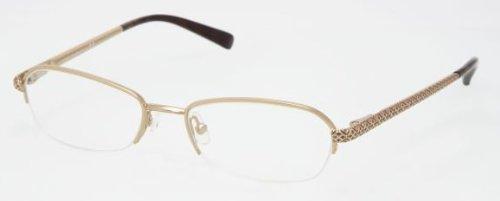 NEW TORY BURCH EYEGLASSES TY 1003 GOLD OPTICAL RX 106 - Sunglasses Tory Prescription Burch