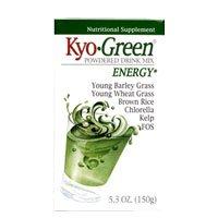 Kyo-Green Powder Tablet - 180 per pack - 3 packs per case.