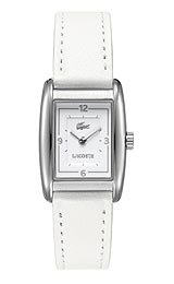 Lacoste Club Collection White Dial Women's Watch #2000638