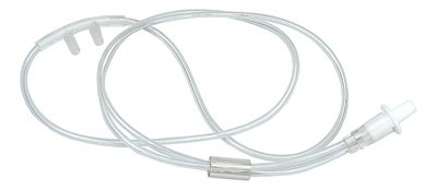 John Bunn BF33208 Adult Softie with Clear Nasal Nares, Cannula Only (Pack of 50)