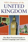 NTC's Dictionary of the United Kingdom, Ewart James, 0844258563