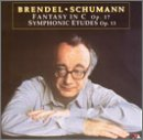 Schumann: Directly managed store Al sold out. Fantasy in C Op. Symphonic 13 17 Etudes