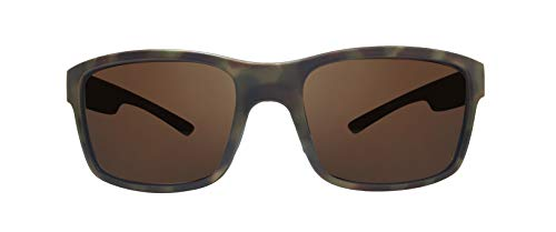 Revo Polarized Sunglasses Crawler Rectangle Frame