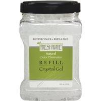 Fresh Wave Odor Removing Crystal Gel, 64 fl. oz. (2 pack) by Fresh Wave