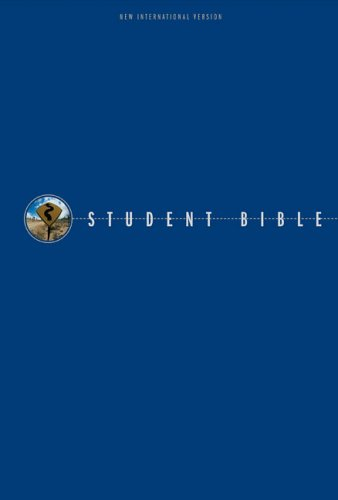 NIV Student Bible, Large Print pdf
