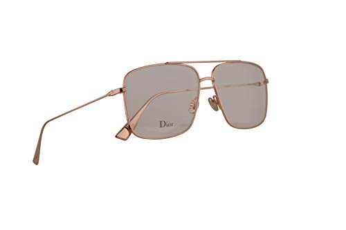 Christian Dior DiorStellaire03 Eyeglasses 57-13-145 Gold Copper w/Demo Clear Lens DDB DiorStellaireO3 Dior StellaireO3 Dior Stellaire03 DiorStellaireo3 DiorStellaireo 3