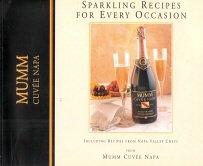Sparkling Recipes for Every Occasion (Mumm Cuvee Napa)