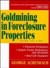 Goldmining in Foreclosure Properties