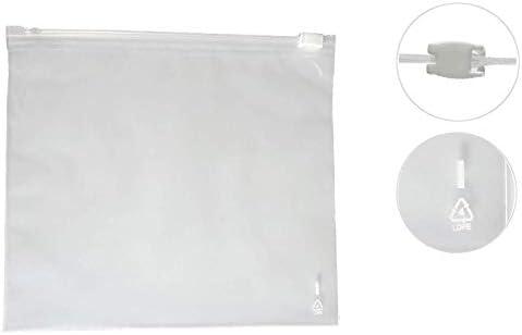 10 tiene bolsa cursor 40 x 30 cm bolsa con corredera puede volver ...
