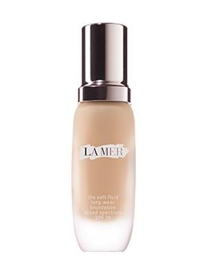 LA MER The Soft Fluid Long Wear Foundation SPF20 30 ml.# Shell - for Light skin with Cool undertone (Makeup Mer La)