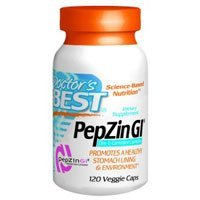 - Pepzin Gi, 120vc by Doctors Best (Pack of 2)