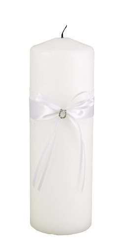 (Hortense B. Hewitt Wedding Accessories Unity Candle, Sparkling Serendipity)