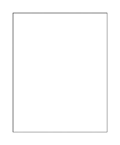 POSTERBOARD 11X14 WHITE by ROYAL OFFICE DEPOT MfrPartNo 858286